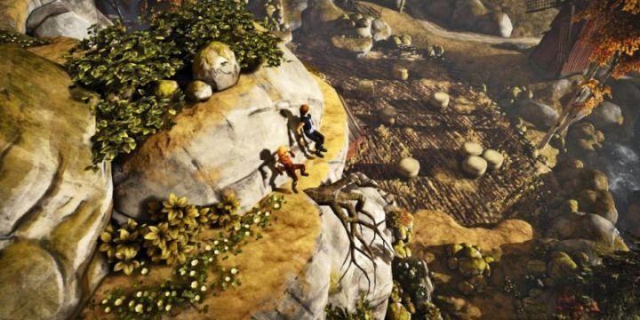 Brothers-a Tale Of Two Sons - Captura de Pantalla del juego - Origen Starbreeze Studio