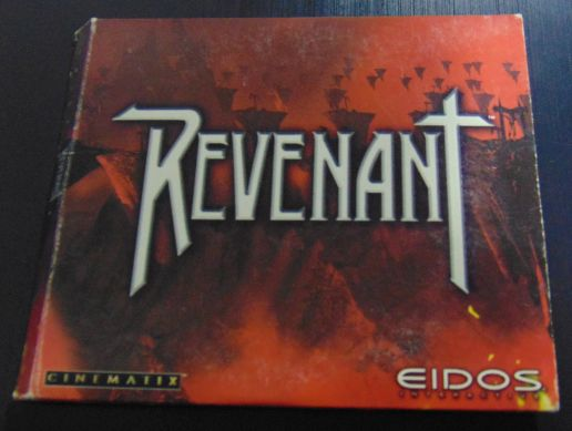 Caja del juego Revenant - Coleccion TMN