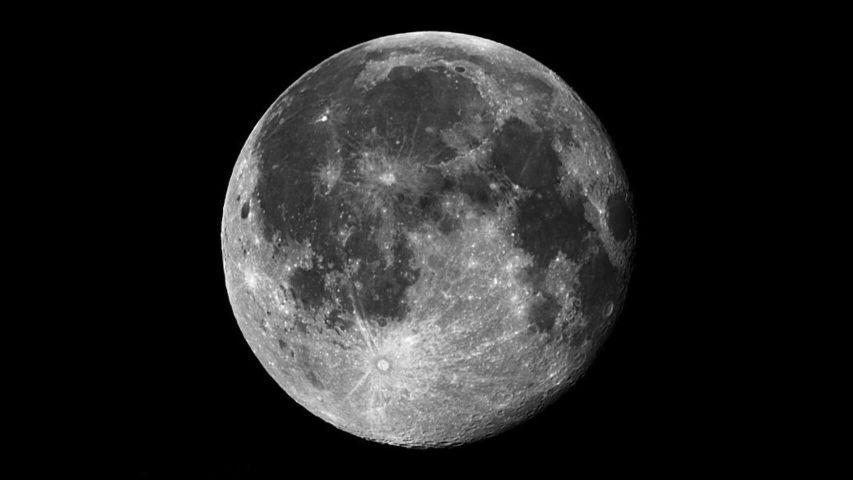 La Luna - Foto Origen NASA
