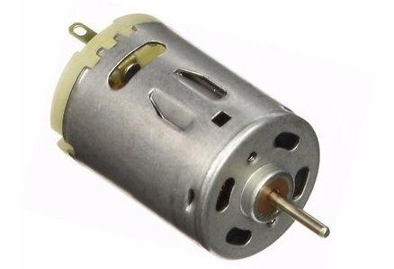 Generación eléctrica - motor eléctrico de juguete - Origen desconocido