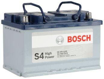 Una bateria de automobil - Origen Bosch