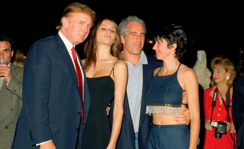 Non-Dit - Jeffrey Epstein y unos amigos - Origen desconocido (de nosotros)