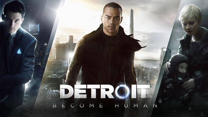 Afiche de Detroit Become Human - Origen Sony PS4