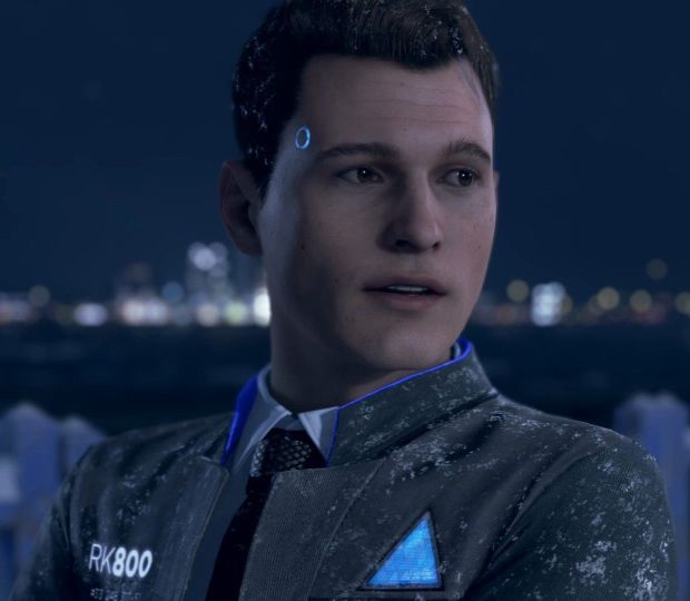Connor - Una de las historias de Detroit: Become Human - Origen Sony Playstation