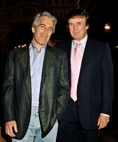 Jeffrey Epstein y-Donald Trump - Origen Variety