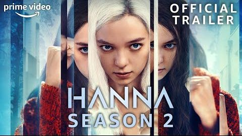 Afiche de Hanna Temporada 2 - Origen Amazon Video