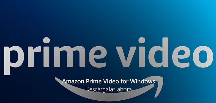 Amazon Prime en Microsoft Store - Captura de pantalla