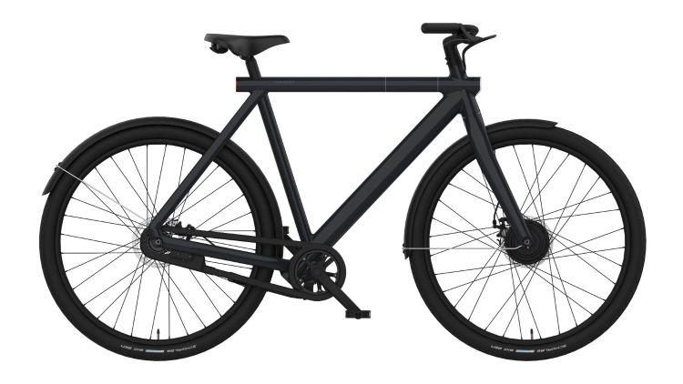 Bicicletas VanMoof: modelo S2 - Origen VanMoof