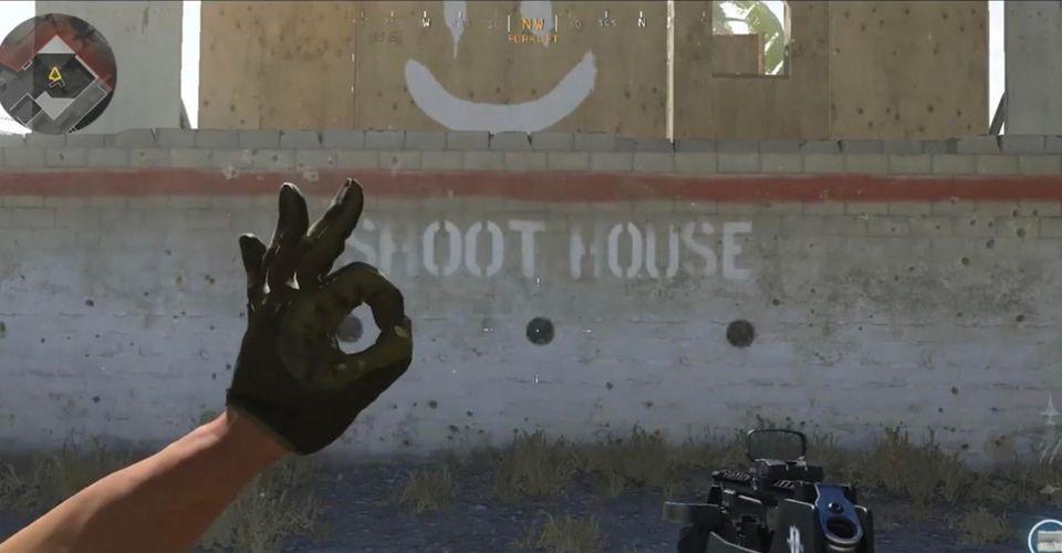 """Señal """"OK en Call-of-Duty - Captura de pantalla"""
