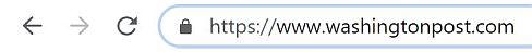 Dirección completa de sito web - Captura de pantalla