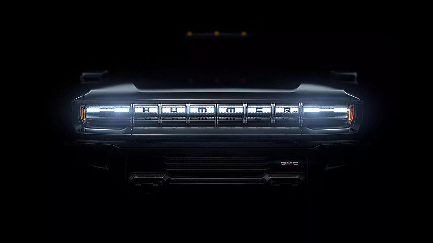 El futuro Hummer eléctrico - Origen General Motors