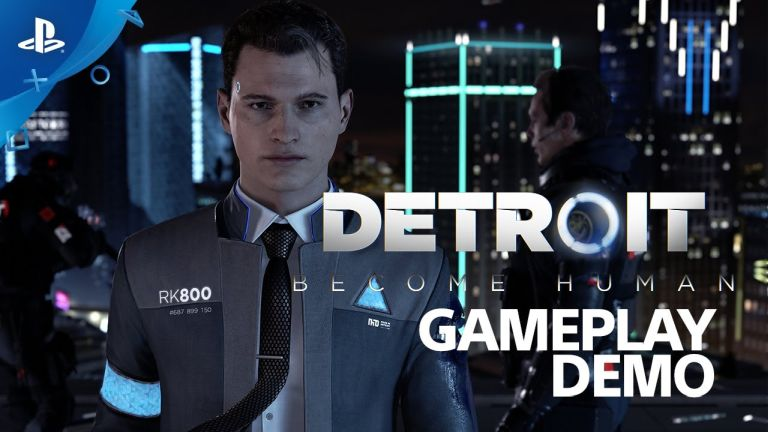 Gameplay de Detroit Become Human - Captura de pantalla PS4 Live