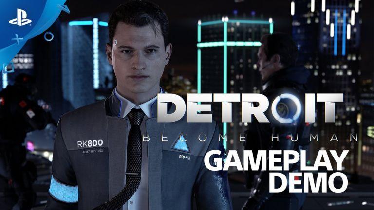 Gameplay de Detroit Become Human - Captura de pantalla PS4 Live