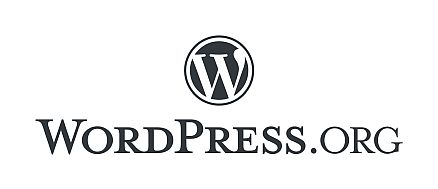 Logo oficial de WordPress