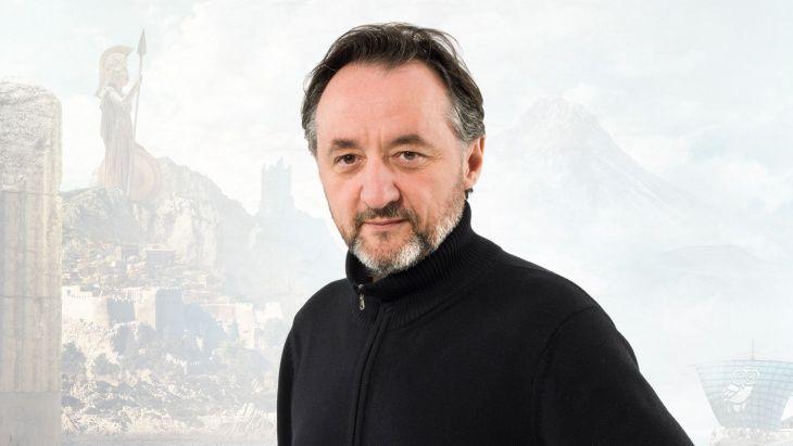 Serge Hascoët - Director de Creación de Ubisoft - Origen Ubisoft