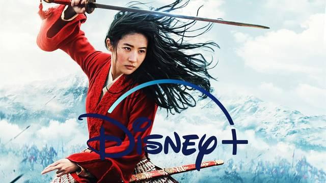 """Un afiche de la pelicula """"Mulan"""" - Origen Walt Disney Studios"""