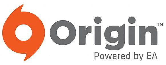 Logo oficial de Origin - Origen Eectronic Arts