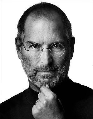 Steve Jobs - Origen Wikipedia (copyright possible)