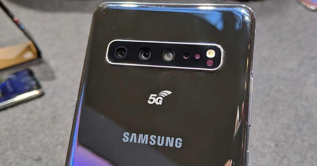 Teléfono Samsung Galaxy S10 5G - Origen Samsung