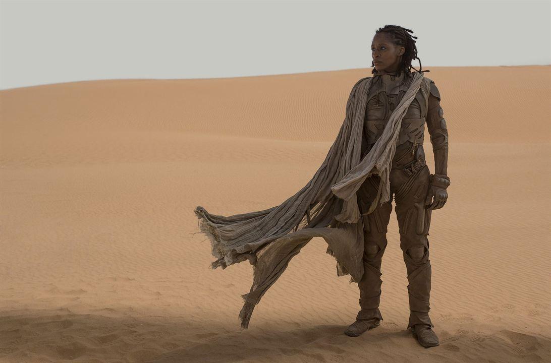 La doctora Liet Kynes - Dune 2020 - Origen Warner Bros