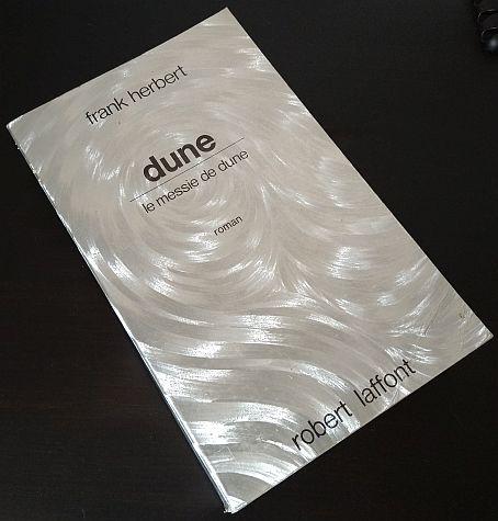 Edición francesa de Dune - Colección TMN