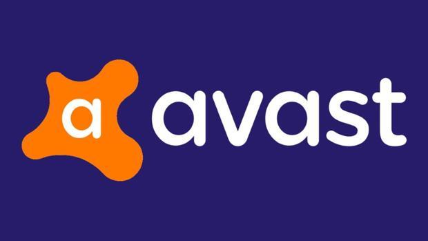 Phishing- Logo oficial de AVAST Antivirus