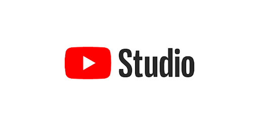 Logo oficial de YouTube Studio