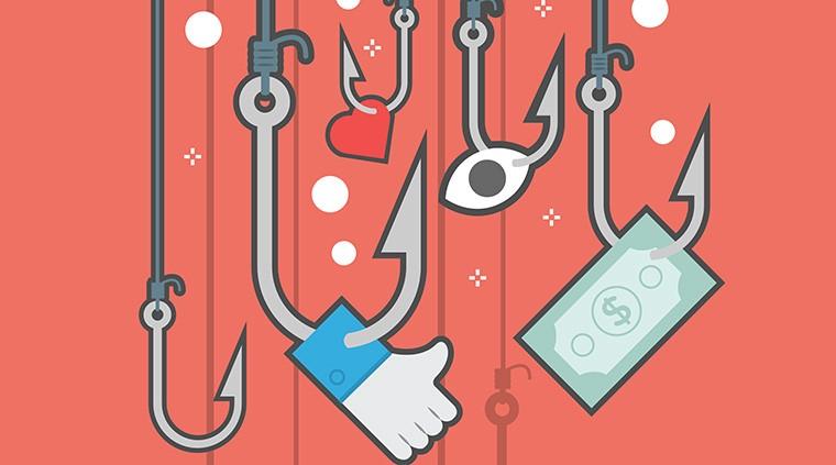 Clicbait – título de imagen de encabezado en un artículo de INMA.com