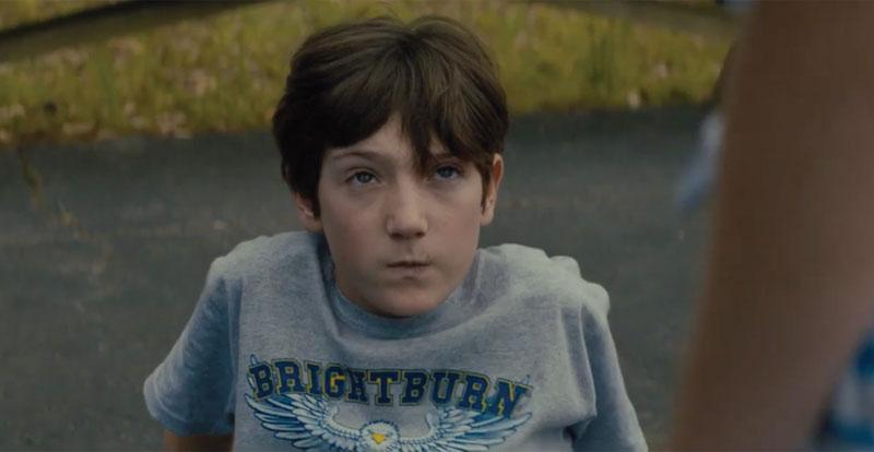 Captura de pantalla de la película Brightburn - Origen Sony Pictures