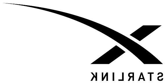 TIBRO - Logo Starlink Invertido