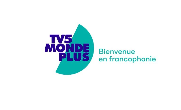 TV5 Monde Plus - Logo officiel de la plateforme