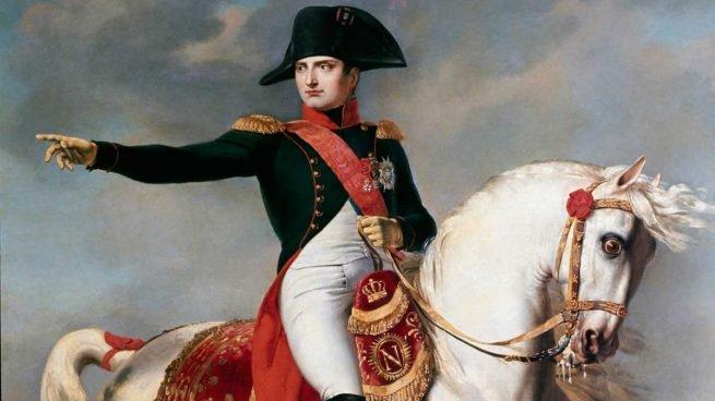 Reglas de estrategia - Extracto de un retrato de Napoleone Bonaparte