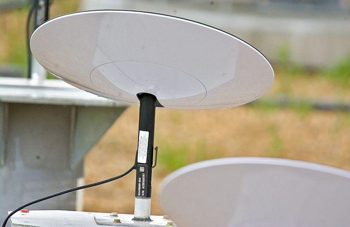 Beta Test Starlink - Una antena de terminal Starlink - Origen desconocido