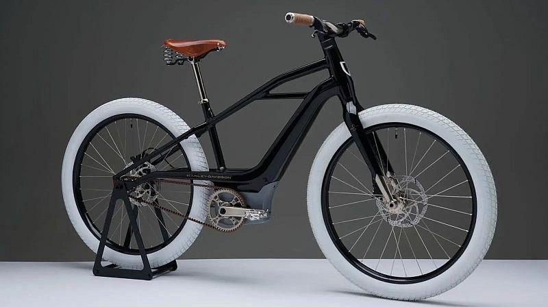 Bicicleta eléctrica Harley-Davidson Serial 1 - Origen Harley-Davidson