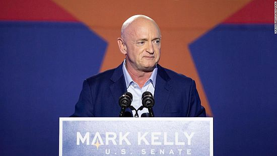 Captain Mark Kelly - Astronaut and senator - Origen Courtney Pedroza/Getty Images