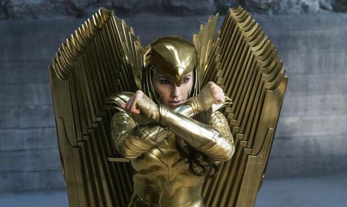Cinema - Imagen promocional de la película Wonder Woman 1984 - Origen Warner Bros