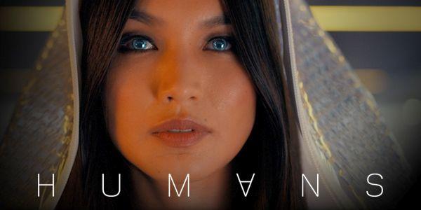 """Historias de Androides - Afiche de la serie """"Humans"""" - Origen Channel 4/AMC"""