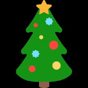 Emoji Arbol de Navidad - Origen Mozilla
