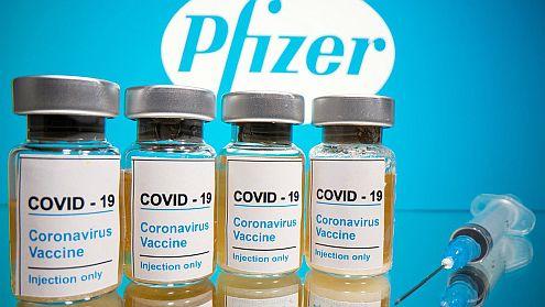 Vacunas contra COVID-19 - Origen Pfizer
