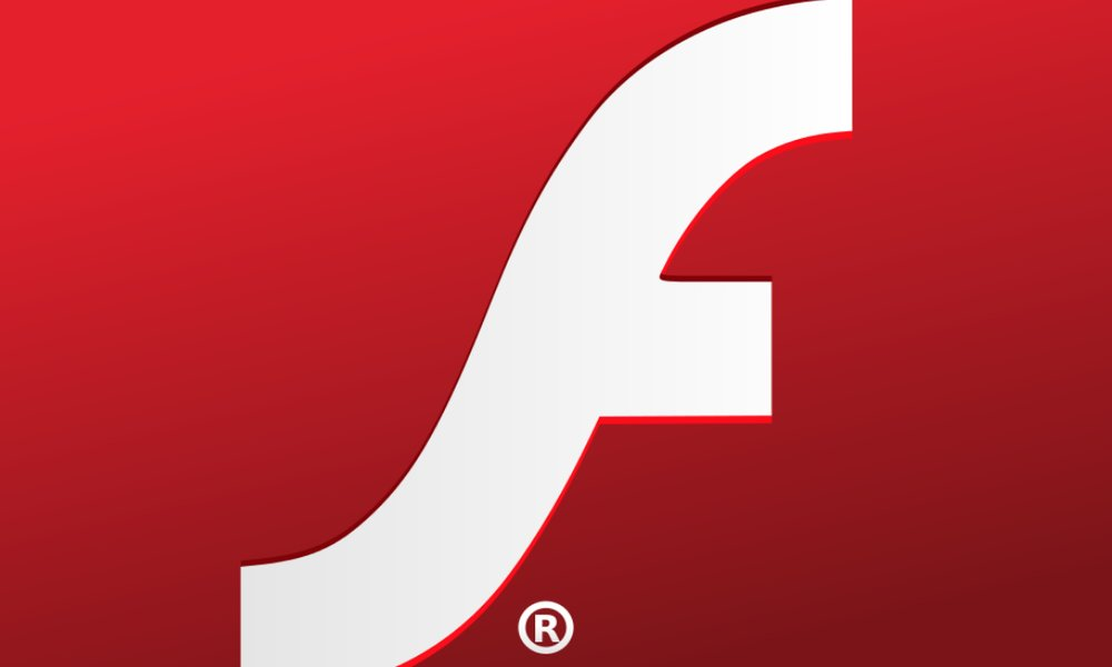 Logo de Adobe Flash Player - Origen Adobe
