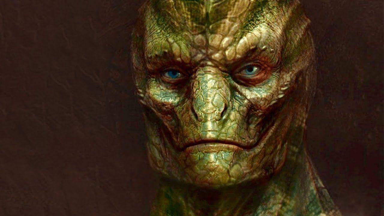 Nashville - Reptilianos - teorías conspiracionales - Origen desconocido