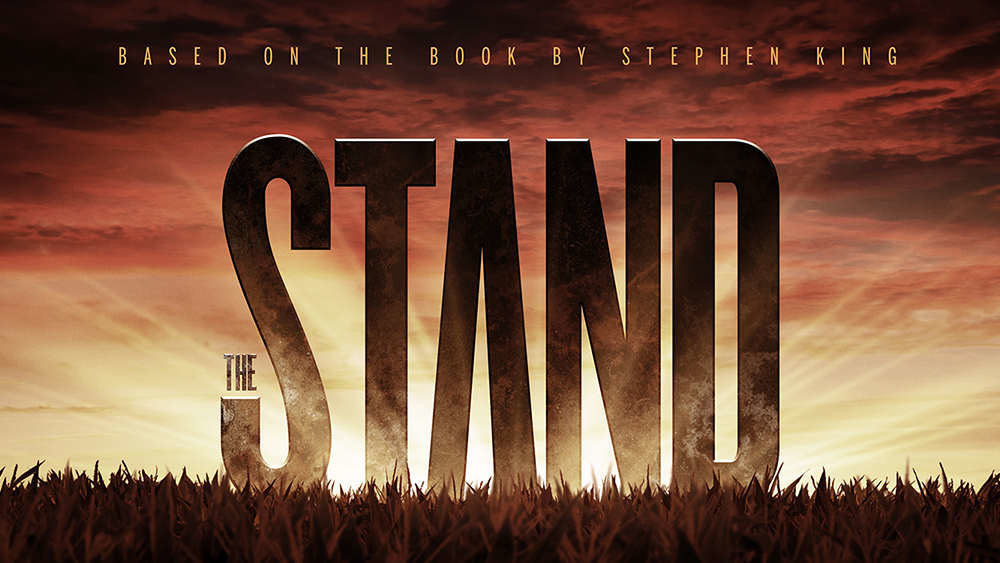 "Afiche de ""The Stand"" - Origen CBS"