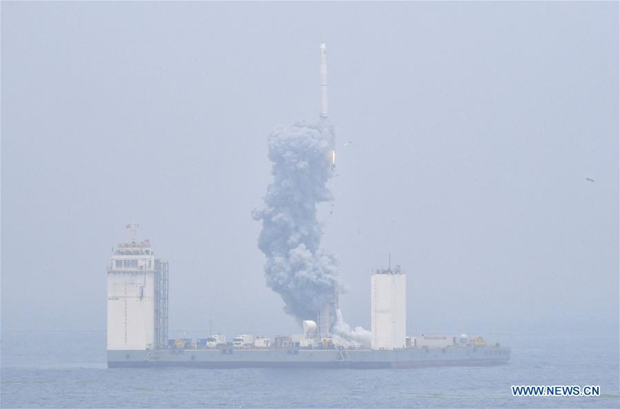 Plataforma de lanzamiento flotante china - Origen News.cn