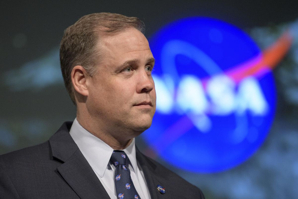 Jim Bridenstine - NASA Administrator - Origin NASA