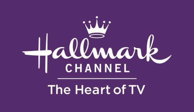 Logo navideño de Hallmark Channel - Origen Hallmark
