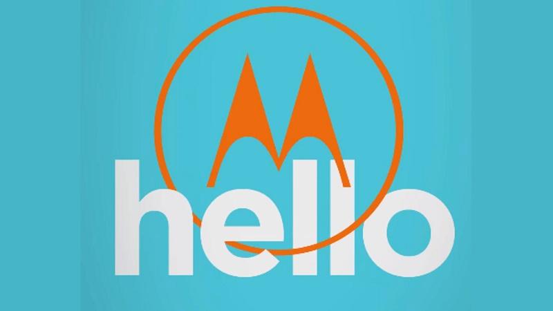 Logo Hello Moto - Origen Lenovo