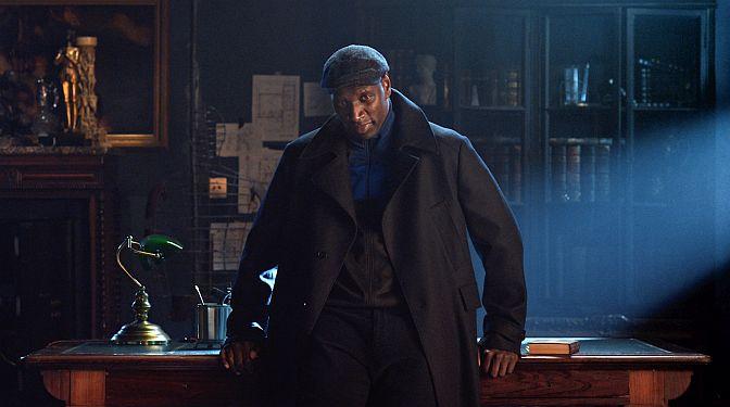 """Photo d'affiche pour """"Lupin, dans l'ombre d'Arsène"""" - Origine Netflix"""