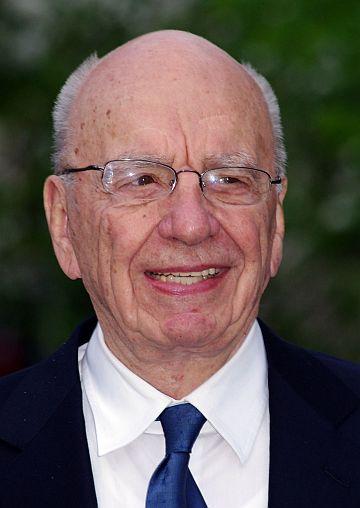 Rupert Murdoch en 2011 - Origen Wikipedia (foto Shankbone)