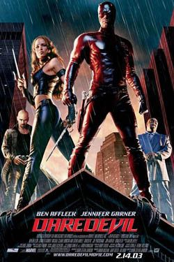Afiche de Daredevil (2003) - Origen 20th Century Fox