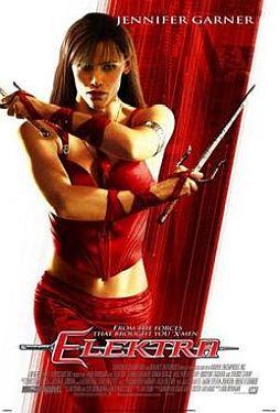 Afiche de Elektra (2005) - Origen 20th Century Fox